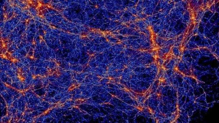Karanlık madde evrenine yolculuk
