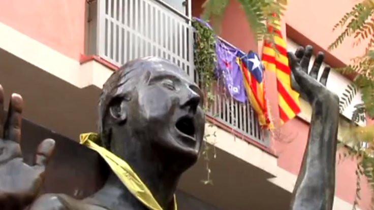 Katalonya'daki Kürtler bağımsızlık istiyor!