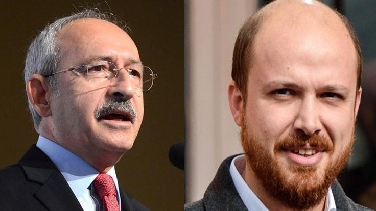 Kılıçdaroğlu ile Bilal Erdoğan uzlaşmadı!