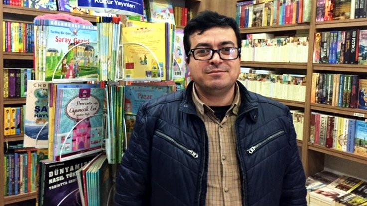 'Kitapçılar edebi muhitlerdir'