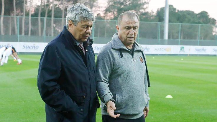 Lucescu'dan, 7 Süper Lig takımına ziyaret