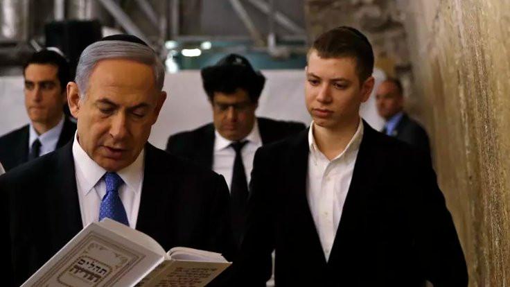 Striptiz kulübü tapeleri Netanyahu'yu yakalattı!