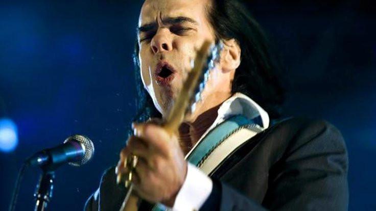 Nick Cave, İstanbul'da sahne alacak!