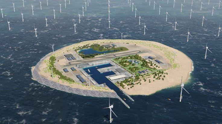 Dünyanın en büyük rüzgar yatırımı Hollanda'dan