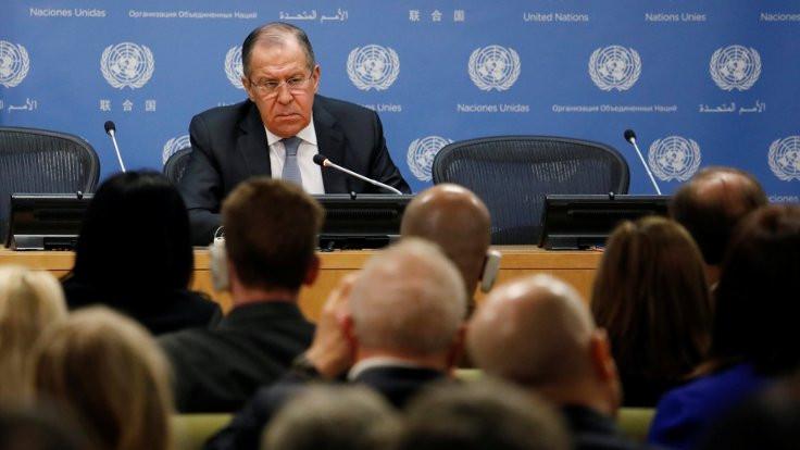 Sergey Lavrov: Rus askerleri Afrin'den çekilmedi
