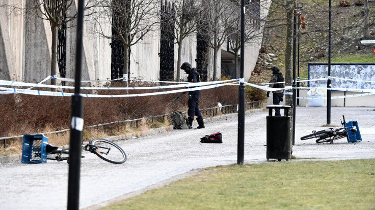 Stockholm'de patlama: 1 kişi hayatını kaybetti