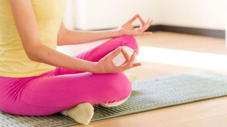 Egzersizi boşverin, stresle dost olun!