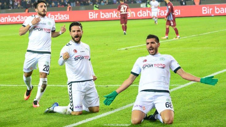 Son şampiyon Konyaspor, çeyrek finale yükseldi