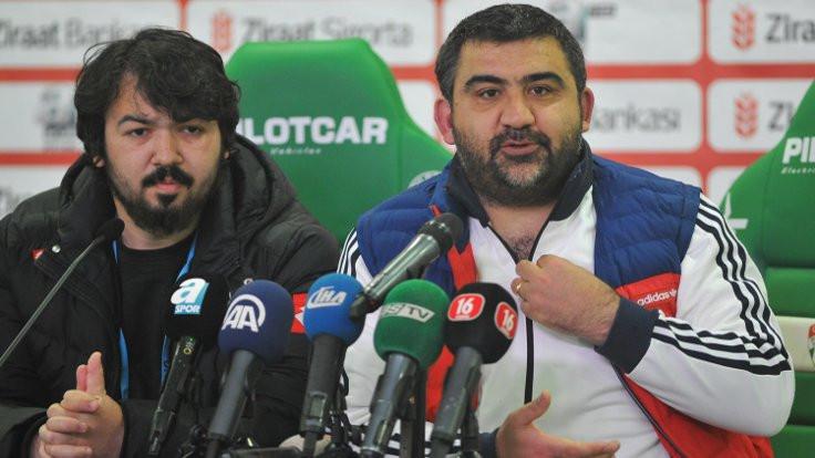 Ümit Özat: Bursaspor, böyle olaylara sığınıyorsa durum vahim