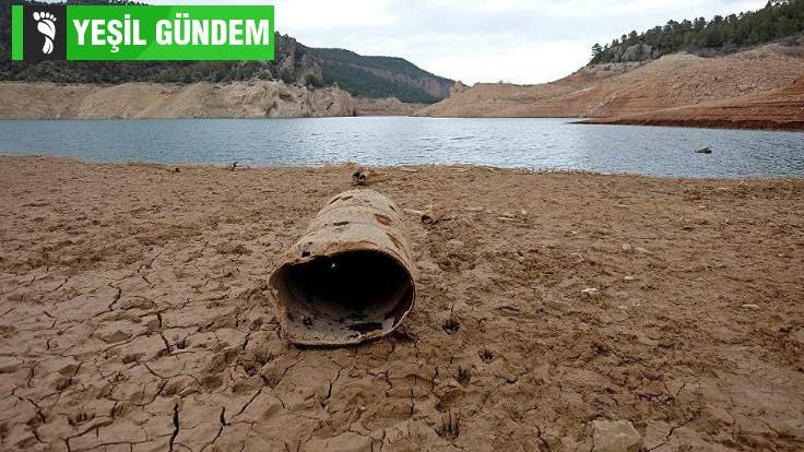 Türkiye 2040'ta su fakiri olabilir