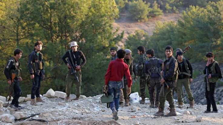 Korucular da Afrin harekatına katılacak