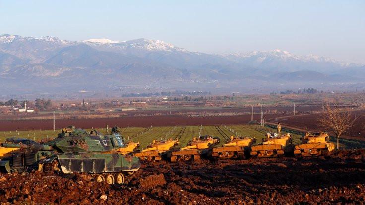 Suriye'nin kuzey-batısı Rus kontrolünden çıkıyor
