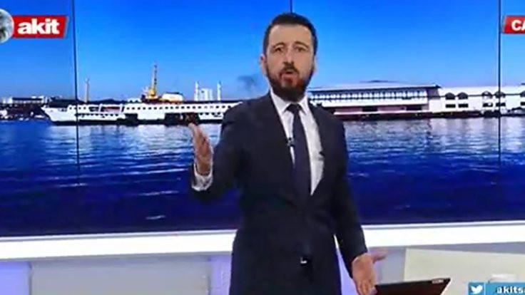 Akit TV muhabirine hapis cezası