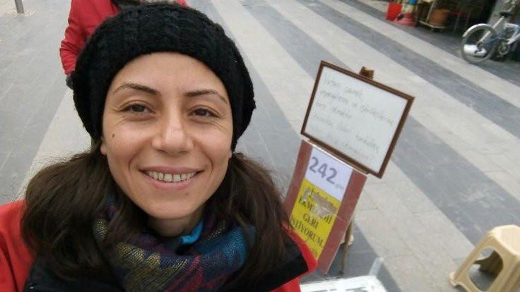 Mimar Alev Şahin serbest bırakıldı