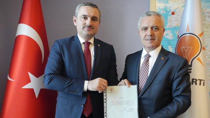 AK Parti İstanbul İl Başkanlığı'na Bayram Şenocak atandı