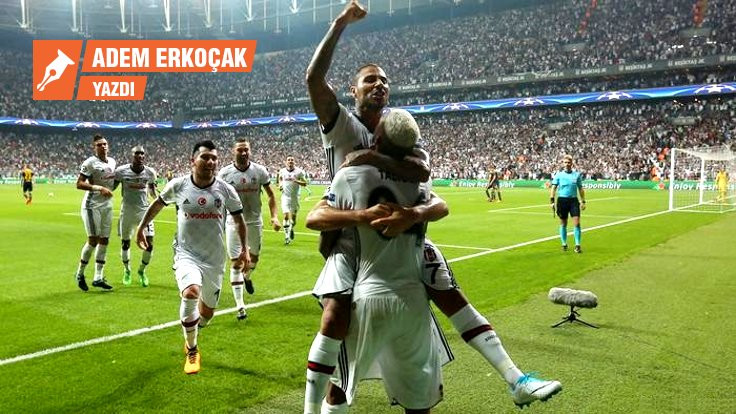 Beşiktaş, hiç olmadığı kadar favori!
