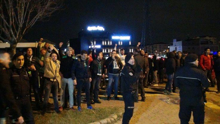 5-0'a Bursa'da protesto