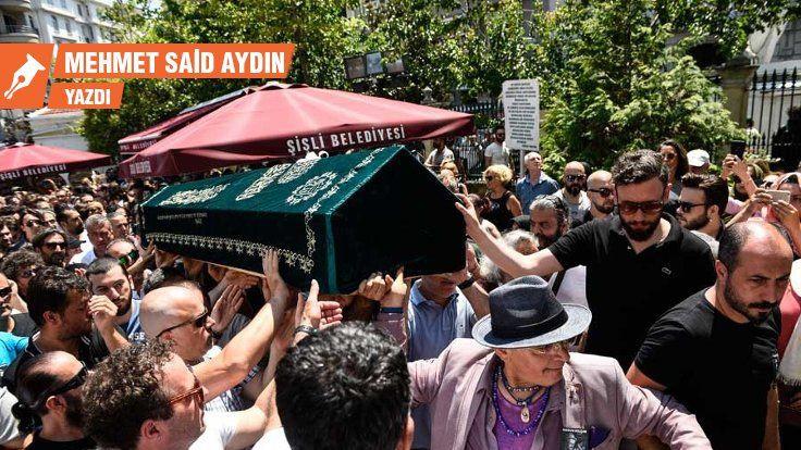 İnsan İstanbul'da ağız tadıyla ölemiyor bile