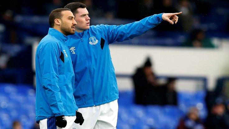 Cenk izledi, Everton 3 attı