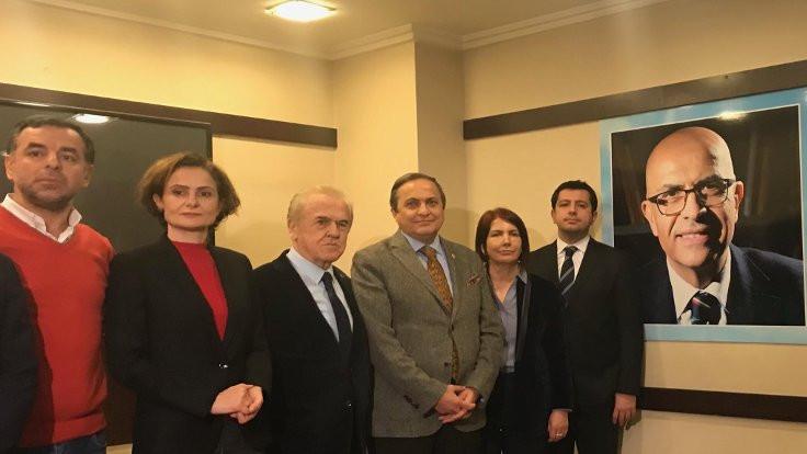 CHP'den Berberoğlu için kampanya