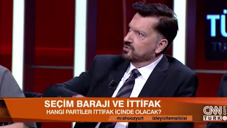 Hakan Bayrakçı: Kilit parti Saadet, AK Parti'yi beklediğinin çok altına itebilir