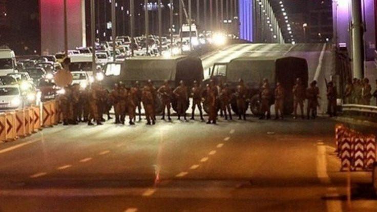 15 Temmuz Şehitler Köprüsü davasında tahliye talepleri reddedildi