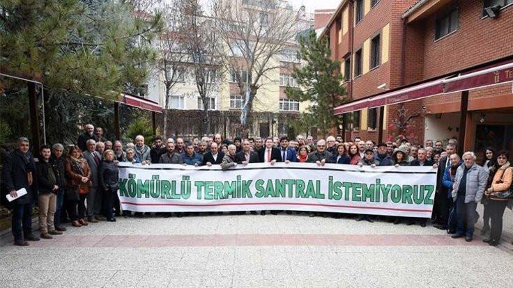Termik santrale karşı deklarasyon