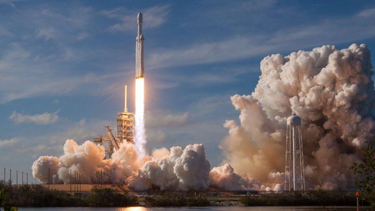 Mars'a yolculuğun ilk adımından 10 kare