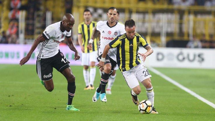 Beşiktaş-Fenerbahçe derbisinini ilk 11'leri belli oldu
