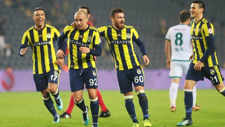 Turu geçen Fenerbahçe, Beşiktaş'la eşleşti