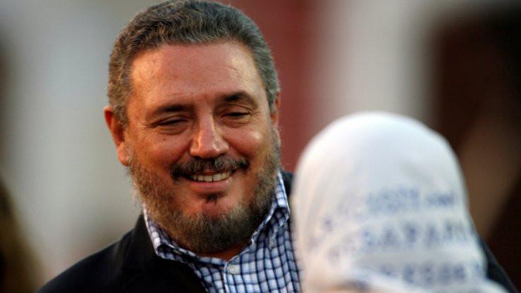 Fidel Castro'nun oğlu 'Fidelito' yaşamına son verdi