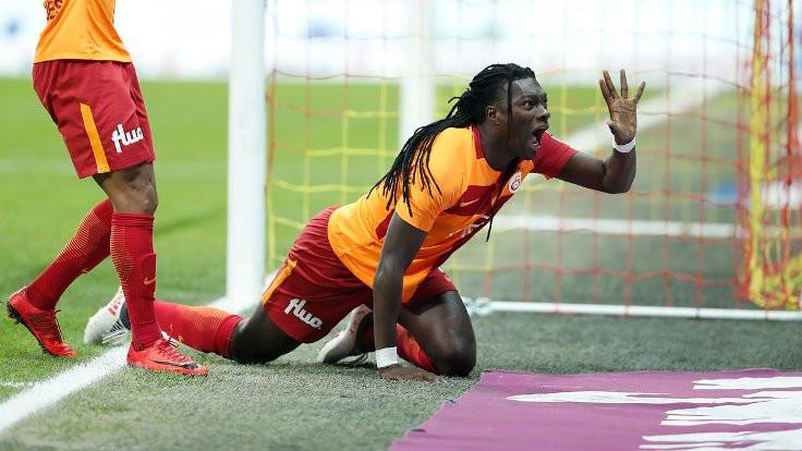 Süper Lig'de yeni lider Galatasaray