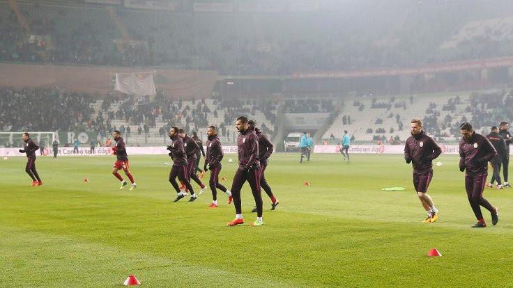 Atiker Konyaspor-Galatasaray maçının ilk 11'leri açıklandı