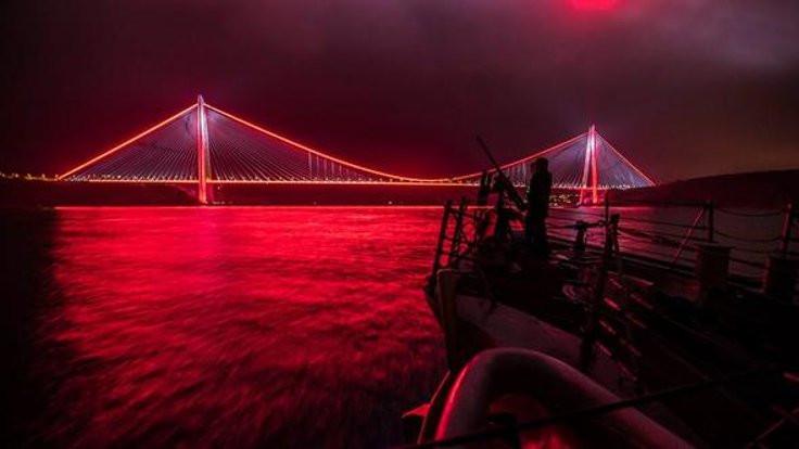 ABD donanmasından İstanbul paylaşımı!