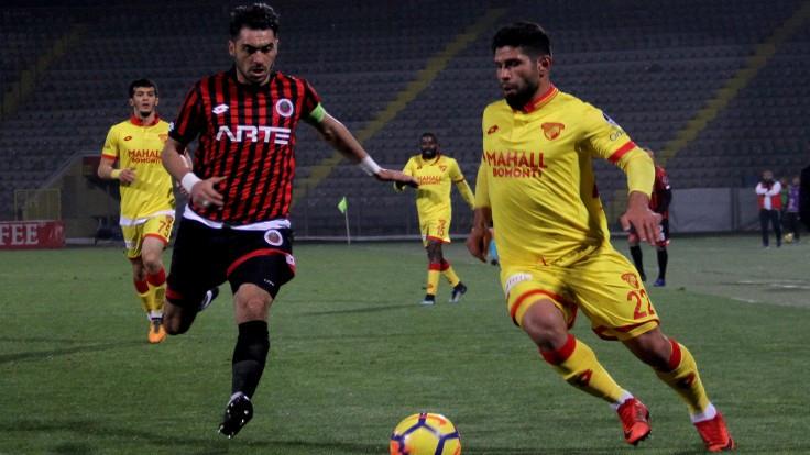 Gençler, Göztepe'yi 3 golle geçti