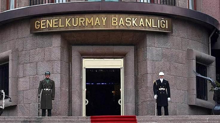 Genelkurmay Başkanlığı: 2 asker şehit oldu