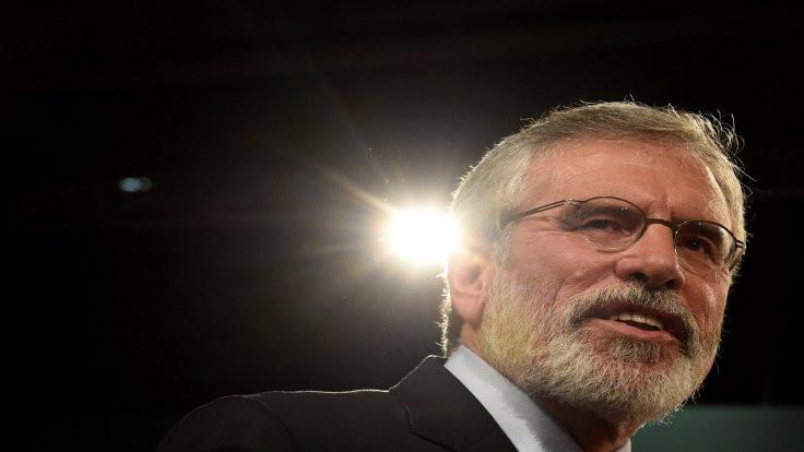 Gerry Adams bıraktı: Thatcher sesini yasaklamıştı