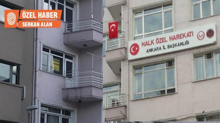 HÖH, Ankara'daki dernek binasını kapattı