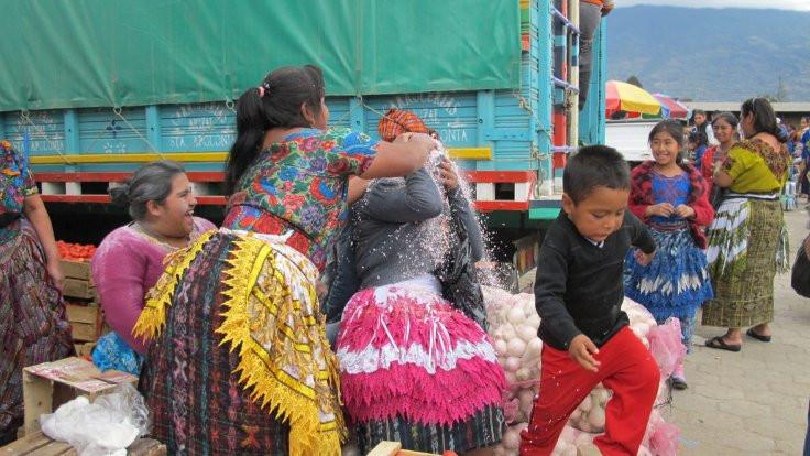 Guatemala'nın çılgın yumurtaları