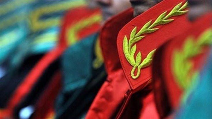 Öksüz'ü serbest bırakan hakimler ihraç edildi
