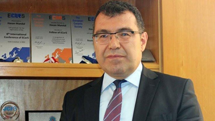 TÜBİTAK'ın yeni başkanı Mandal