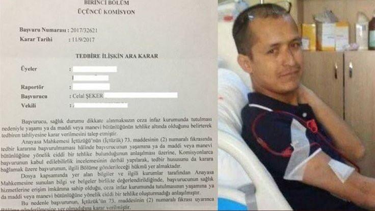 Hasta tutuklu yaşamını yitirdi