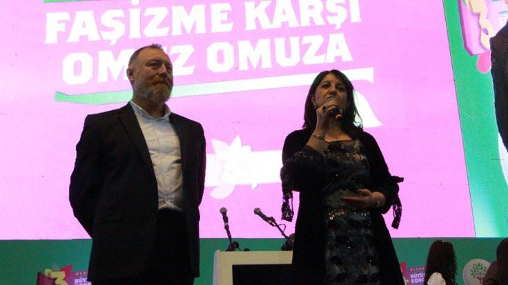 HDP'nin yeni eş genel başkanlarından teşekkür mesajı