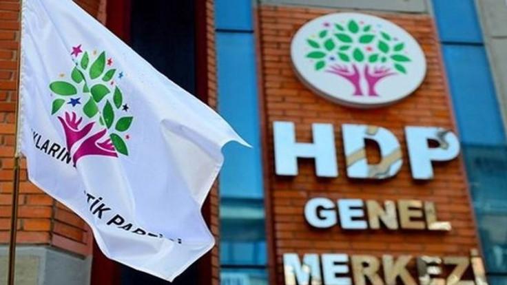 HDP'nin yeni MYK üyeleri belirlendi