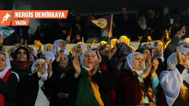HDP kongresinden çıkan 'umut'