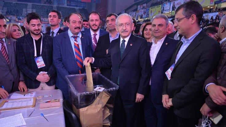 CHP'nin PM üyeleri belirlendi