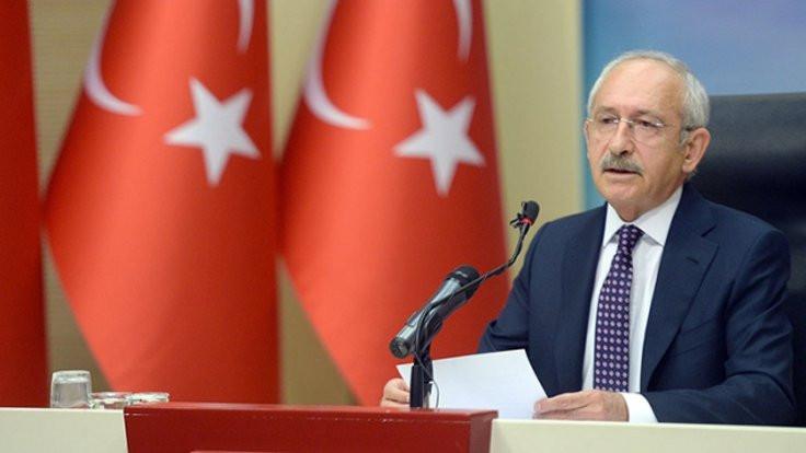 Kılıçdaroğlu: Erdoğan ve Bahçeli yüzde 47'yi aşamıyor
