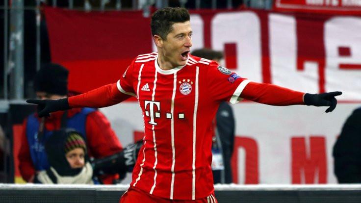 Bayern Münih, Beşiktaş'ı farklı mağlup etti