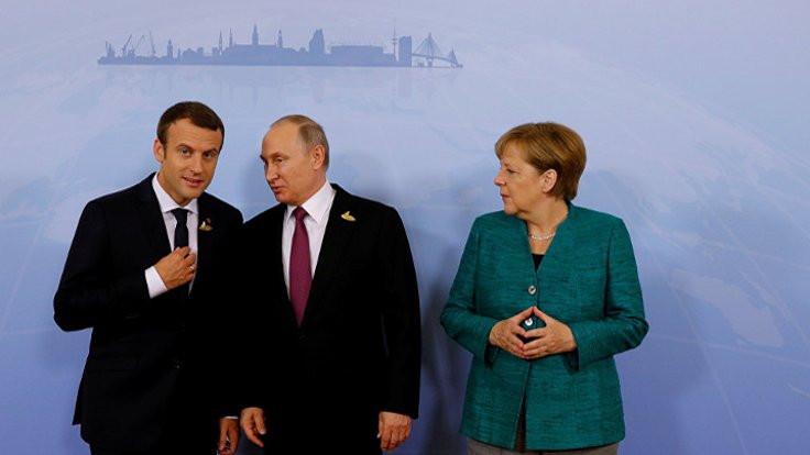 Üç lider ateşkesi görüşüyor