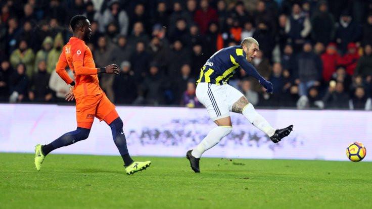 Fenerbahçe, Fernandao'nun golleriyle kazandı